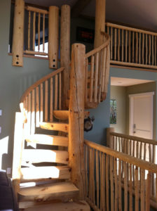 Spiral Staircase Cottage