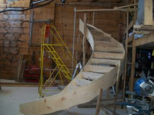 Rustic Handrails For Stairs