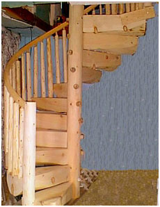 CURVED STAIR KITS